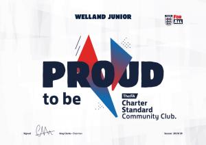 Welland Charter Standard