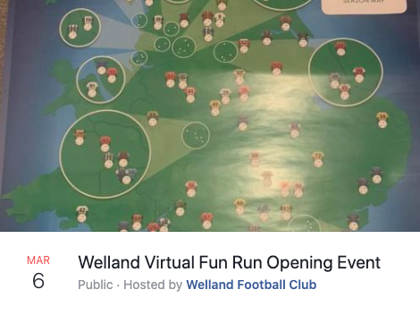 Virtual Fn Run Launch
